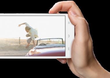 Xshot smartphone