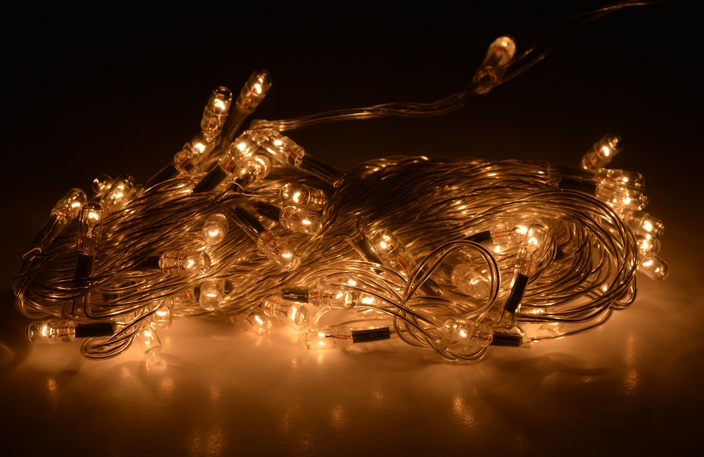 Led Christmas Lights On Houses