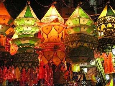 Festival Decorative Lights Diwali Lights 230 Pink Led 24