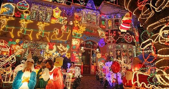 Christmas -ights-Ideas uk