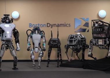 Humanoid Robot PR Problem