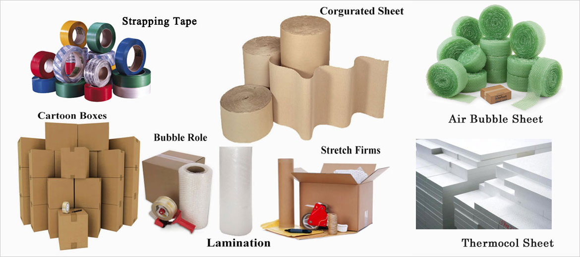 Self Storage Packaging Material